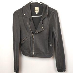 Nom de Plume by Yaya Women's Gray Jacket size smal
